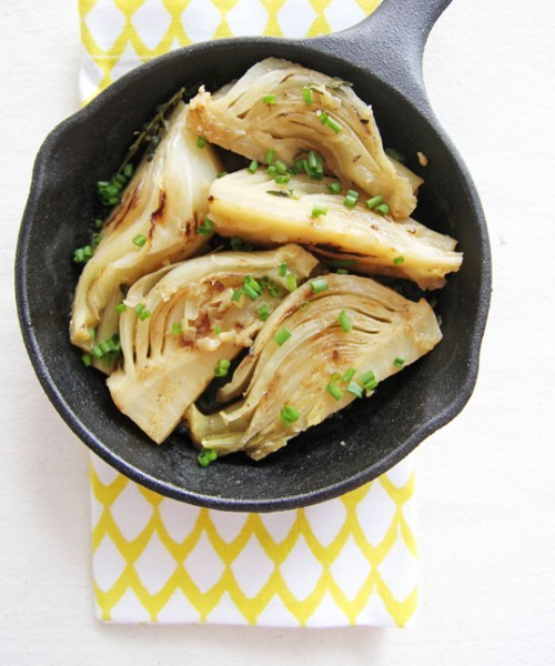 Sweet Braised Fennel